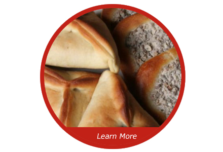Zabak's Spinach/Meat Pies